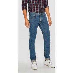 Lee - Jeansy Luke. Szare jeansy męskie slim Lee. Za 319,90 zł.