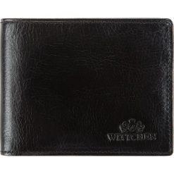 Portfel 21-1-271-1. Czarne portfele męskie Wittchen. Za 299,00 zł.