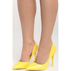 Szpilki: Żółte Szpilki Lovesick