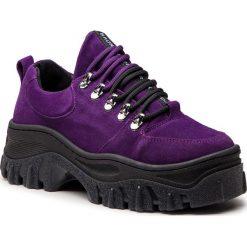 Półbuty damskie: Półbuty BRONX - 66230-C BX 1553 Purple