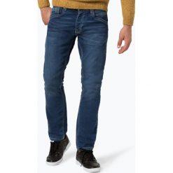 Pepe Jeans - Jeansy męskie – Track, niebieski. Niebieskie jeansy męskie marki Pepe Jeans. Za 349,95 zł.