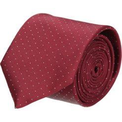 Krawat platinum bordo classic 201. Czerwone krawaty męskie Recman. Za 49,00 zł.