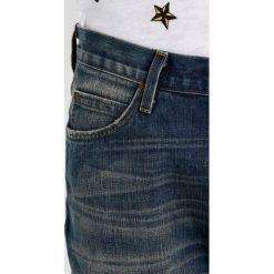 Spodnie męskie: Lee RIDER  Jeansy Slim Fit distressed