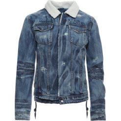 Be Edgy BEKELVYN D Kurtka jeansowa indigo. Niebieskie kurtki męskie jeansowe marki Be Edgy, l. Za 599,00 zł.