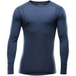 Devold Koszulka Męska Hiking Man Shirt Night Xl. Szare odzież termoaktywna męska marki Devold, na lato, m, z wełny, z długim rękawem, outdoorowe. Za 279,00 zł.
