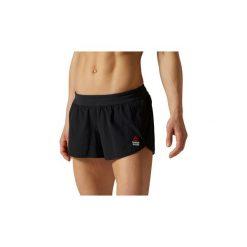 Szorty i Bermudy  Reebok Sport  Spodenki  CrossFit Ass To Ankle. Czarne bermudy damskie Reebok Sport, sportowe. Za 179,00 zł.