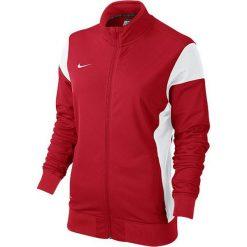 Bluzy damskie: Nike Bluza damska Academy 14 Sideline Knit czerwona r. S ( 616605-657)