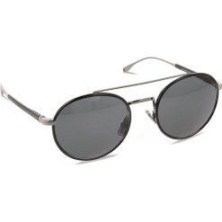 Okulary przeciwsłoneczne BOSS - 0886/S Dk Ruthenium KJ1. Czarne okulary przeciwsłoneczne damskie aviatory Boss. W wyprzedaży za 789,00 zł.