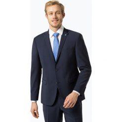 Pierre Cardin - Męska marynarka od garnituru modułowego, niebieski. Niebieskie marynarki męskie marki CG, z wełny. Za 899,95 zł.