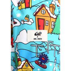 Quiksilver MR MEN Kurtka snowboardowa light blue. Niebieskie kurtki chłopięce Quiksilver, z materiału, narciarskie. W wyprzedaży za 335,20 zł.