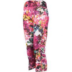 Legginsy damskie ADIDAS ULTIMATE FIT 3/4 TIGHT FLOWER / AJ5031. Różowe legginsy we wzory marki Adidas. Za 149,00 zł.