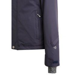 Brunotti VIRGINIA  Kurtka snowboardowa night blue. Niebieskie kurtki dziewczęce sportowe Brunotti, z materiału, narciarskie. W wyprzedaży za 377,10 zł.