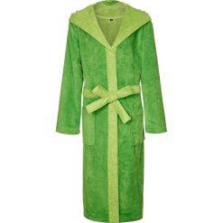 Vossen POPPY  Szlafrok valleygreen. Zielone szlafroki męskie marki Vossen, m, z bawełny. W wyprzedaży za 303,05 zł.