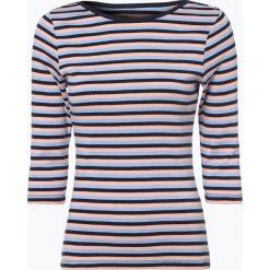 Brookshire - Koszulka damska, pomarańczowy. Czarne t-shirty damskie marki brookshire, m, w paski, z dżerseju. Za 59,95 zł.