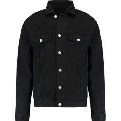 Kurtki męskie bomber: 12 Midnight Kurtka jeansowa black