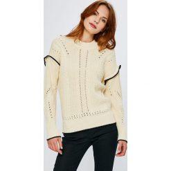 Swetry klasyczne damskie: Scotch & Soda – Sweter