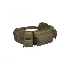 Torba biodrówka 7l X-ACCESS. Szare torebki klasyczne damskie marki SOLOGNAC, z materiału. Za 49,99 zł.