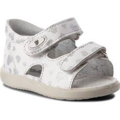 Sandały dziewczęce: Sandały NATURINO – Falcotto By Naturino 0011500675.04.9131 Bianco St. Argento