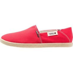 Espadryle męskie: Tommy Jeans SUMMER SLIP ON SHOE Espadryle tango red