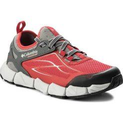 Buty COLUMBIA - Fluidflex X.S.R. BL4637 Red Camellia/Melonade 653. Czerwone buty do biegania damskie marki KALENJI, z gumy. W wyprzedaży za 329,00 zł.
