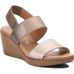 Sandały damskie: Sandały LORETTA VITALE - 3782 E.Cava/Sudan Cava