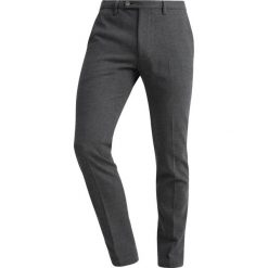 Cinque CIBRAVO SLIM FIT Spodnie materiałowe grau. Szare rurki męskie Cinque, z bawełny. Za 419,00 zł.