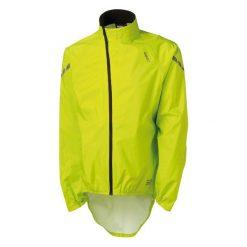 Płaszcze przejściowe męskie: AGU Secco prezerwatywy płaszcz – mężczyźni – neon yellow_xl