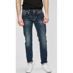 S. Oliver - Jeansy. Niebieskie jeansy męskie relaxed fit S.Oliver. W wyprzedaży za 199,90 zł.
