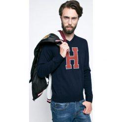 Swetry klasyczne męskie: Tommy Hilfiger – Sweter Matthew