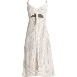Długie sukienki: Topshop Petite PINSTAR KNOT Długa sukienka ivory
