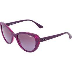 Okulary przeciwsłoneczne damskie: VOGUE Eyewear Okulary przeciwsłoneczne purple/dark purple