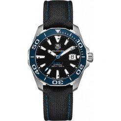 ZEGAREK TAG HEUER AQUARACER WAY211B.FC6363. Czarne zegarki męskie TAG HEUER, ceramiczne. Za 9770,00 zł.