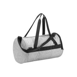 Torba fitness kardio 20l. Szare torebki klasyczne damskie DOMYOS, z materiału. Za 39,99 zł.