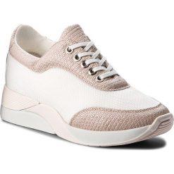Sneakersy MAXMARA - MM81 452109896 005. Białe sneakersy damskie MaxMara, z materiału. W wyprzedaży za 789,00 zł.