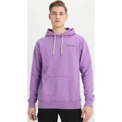 Soulland WALLANCE HOODED Bluza z kapturem violet. Fioletowe bluzy męskie rozpinane marki Soulland, m, z bawełny, z kapturem. W wyprzedaży za 356,30 zł.