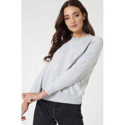 Bluzy polarowe: Calvin Klein Bluza z długim rękawem Hondi - Grey