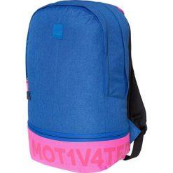 Plecaki damskie: 4f Plecak 4F H4Z18-PCU002 36M H4Z18-PCU002 36M niebieski