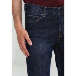 Spodnie męskie: Carhartt WIP TEXAS HANFORD Jeansy Slim Fit blue natural dark wash