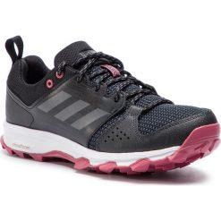 Buty adidas - Galaxy Trail B43696 Cblack/Grefiv/Tramar. Czarne buty do biegania damskie Adidas, z materiału. Za 249,00 zł.