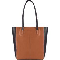 Shopper bag damskie: Torebka damska 83-4E-491-5