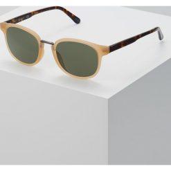 Okulary przeciwsłoneczne męskie: GANT GA7096 Okulary przeciwsłoneczne matte light brown/green
