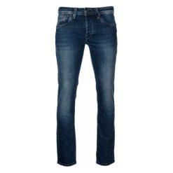 Pepe Jeans Jeansy Męskie Cash 33/34 Niebieski. Niebieskie jeansy męskie regular marki Pepe Jeans. W wyprzedaży za 349,00 zł.