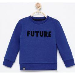 Bluza Future - Niebieski. Niebieskie bluzy niemowlęce marki Reserved. W wyprzedaży za 24,99 zł.