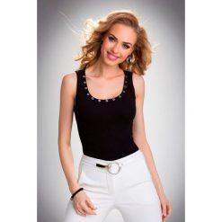 Bluzki asymetryczne: Eldar Koszulka damska kasandra czarna r. XL