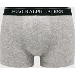 Polo Ralph Lauren - Bokserki (3-Pack). Szare bokserki męskie marki Polo Ralph Lauren, z bawełny. Za 169,90 zł.