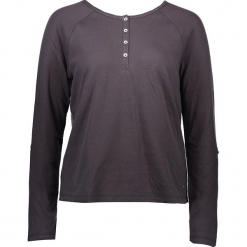 Koszulka w kolorze ciemnoszarym. Niebieskie t-shirty damskie marki Mustang, z aplikacjami, z bawełny. W wyprzedaży za 86,95 zł.