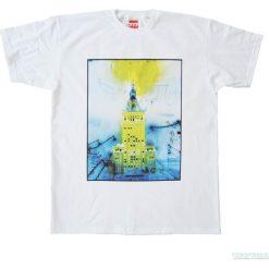 Koszulka PAŁAC. Czarne t-shirty męskie marki Pakamera, m, z kapturem. Za 77,00 zł.