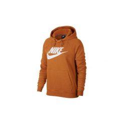 Bluzy Nike  930913  Sportwsear Rally. Czerwone bluzy rozpinane damskie Nike, l. Za 252,80 zł.