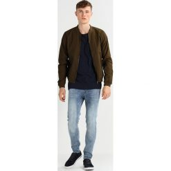 KIOMI Jeans Skinny Fit blue denim. Niebieskie rurki męskie KIOMI. Za 129,00 zł.