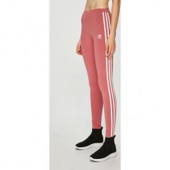 Adidas Originals - Legginsy. Szare legginsy adidas Originals, s, z bawełny. W wyprzedaży za 99,90 zł.